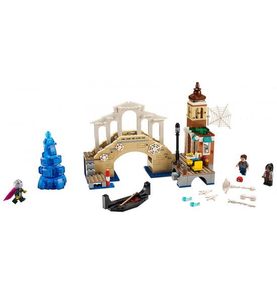 LEGO Heros 76129 Útok Hydro-Mana