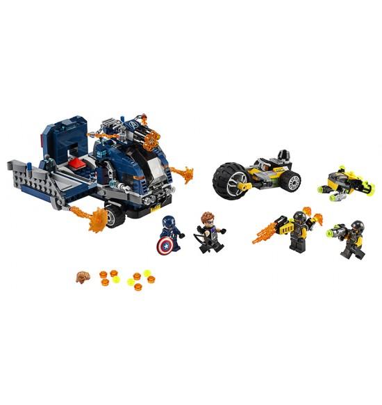 LEGO 76143 Avengers: Boj o nákladiak