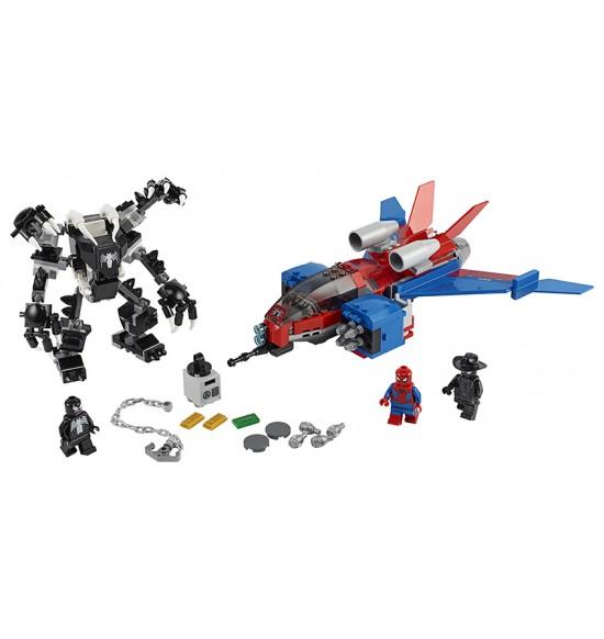 LEGO 76150 Spiderjet vs. Venomov robot