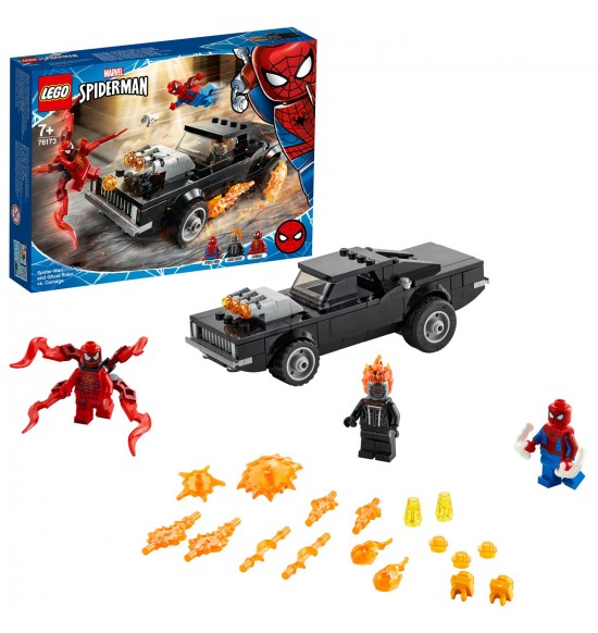 LEGO 76173 Spider-Man a Ghost Rider vs. Carnage