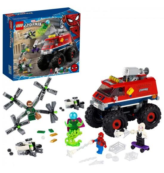 LEGO 76174 Spider-Man v monster trucku vs. Mysterio