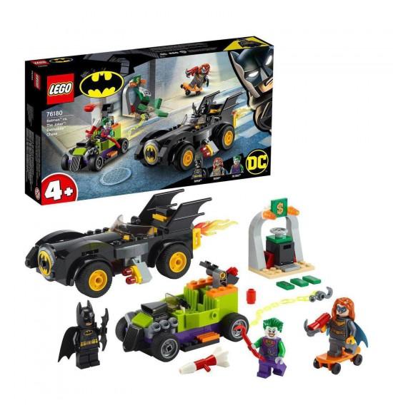 LEGO 76180 Batman™ vs. Joker™: NaháňačkavBatmobile