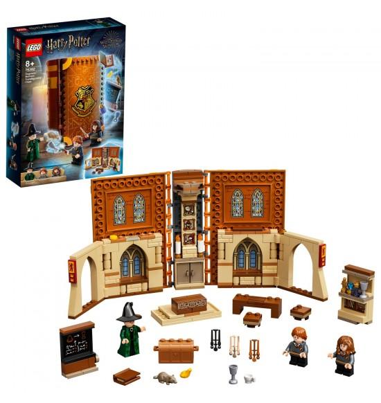 LEGO 76382 Čarovné momenty z Rokfortu: Hodina transfigurácie