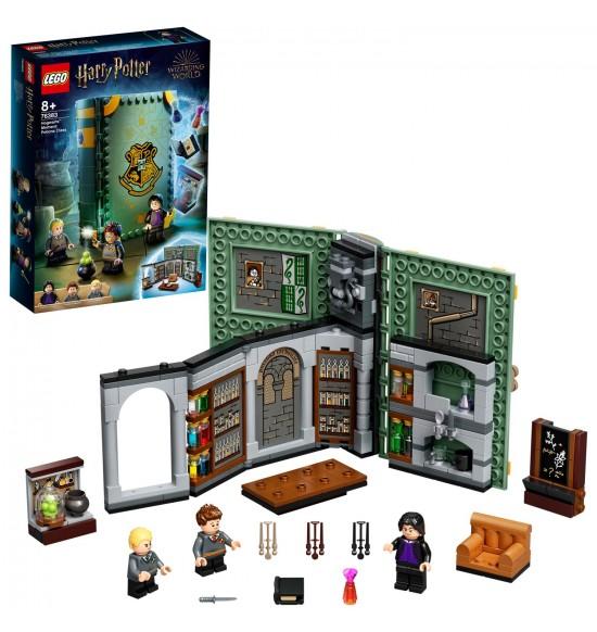 LEGO 76383 Čarovné momenty z Rokfortu: Hodina elixíro
