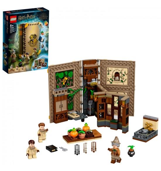 LEGO 76384 Čarovné momenty z Rokfortu: Hodina herbológie