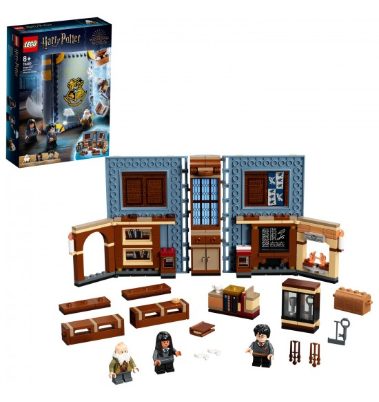 LEGO 76385 Čarovné momenty z Rokfortu: Hodina čarovania