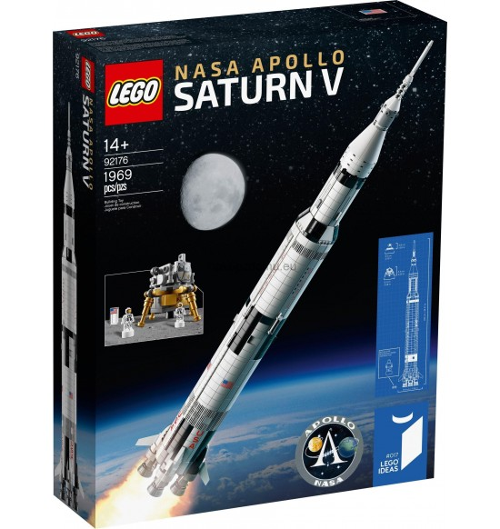 LEGO 92176 LEGO® NASA Apollo Saturn V