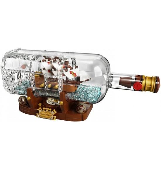 LEGO 92177 Loď vo fľaši