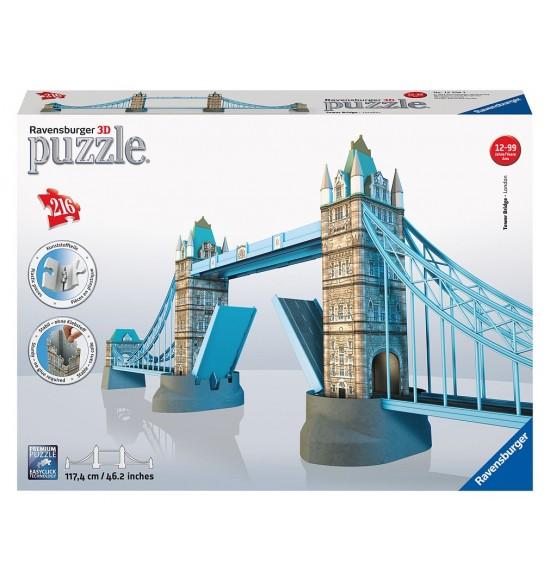 Tower Bridge 3D