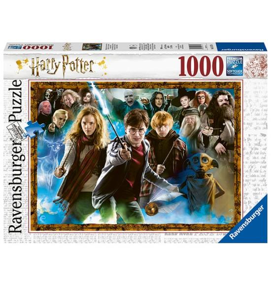 Harry Potter 1000 dielikov