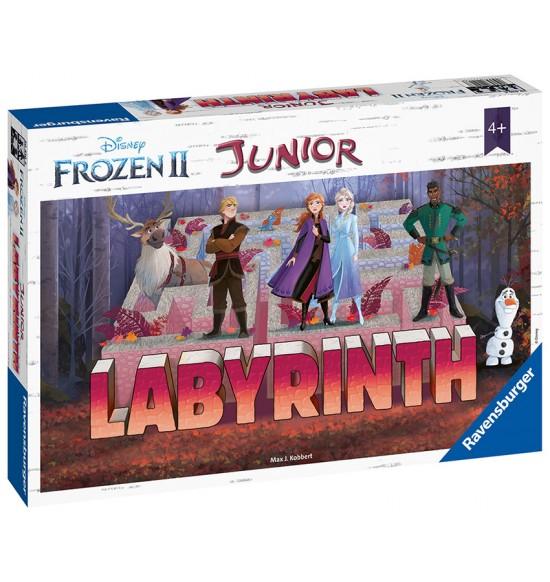 Labyrinth Junior Disney Ľadové kráľovstvo 2