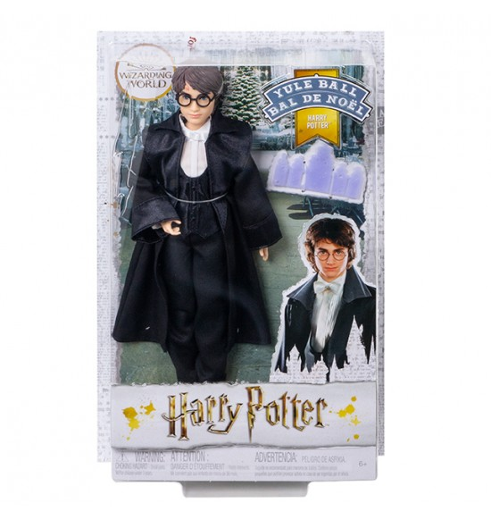 HP HARRY POTTER VIANOČNÝ PLES ASST