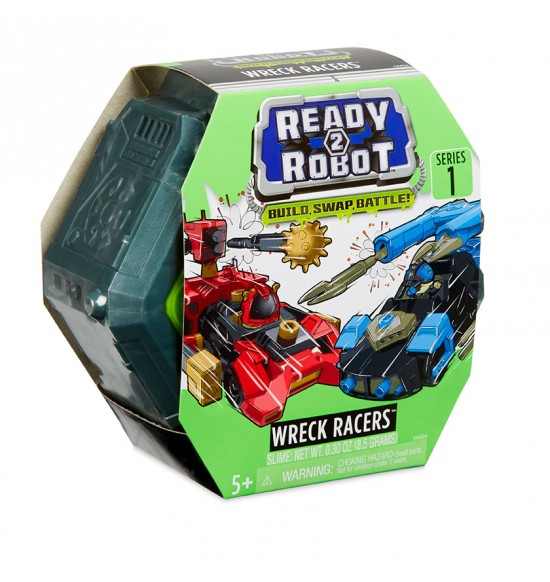 Ready2Robot Wreck Racers, PDQ