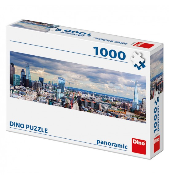 Pohľad na Londýn 1000D panoramic