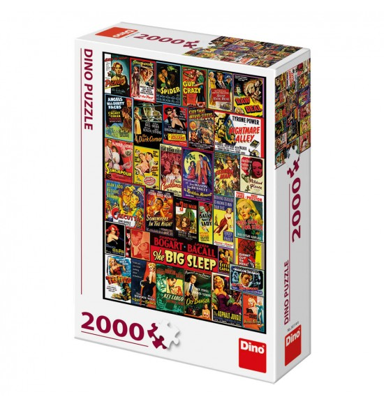 Filmové plagáty 2000D