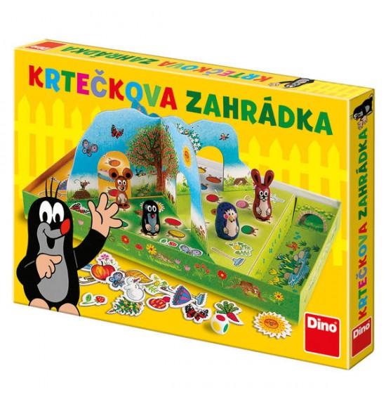 Krtkova záhradka nová detská hra