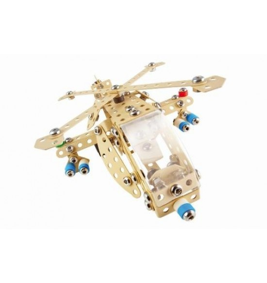 Cobra vrtuľník malý konštruktér stavebnice