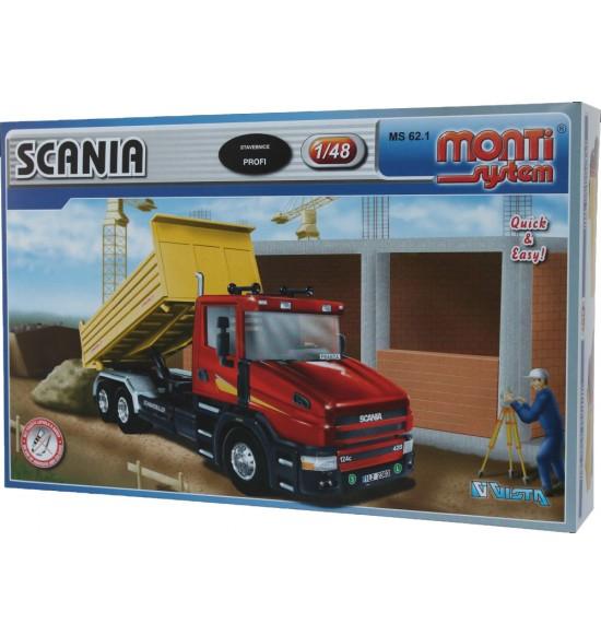 Stavebnice Monti 62.1 Scania