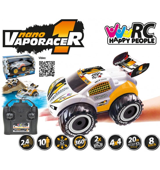 Nano VaporaceR Amphibious