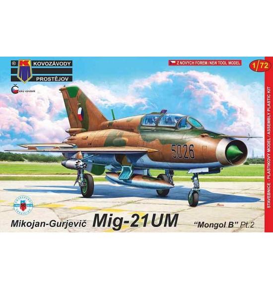 """MiG-21 UM """"Mongol B"""""""