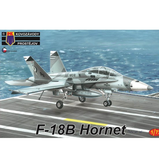 F-18B Hornet