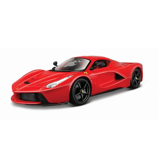 1:18 FERRARI LAFERRARI RED