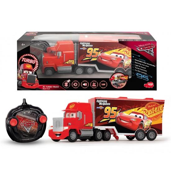 RC Cars 3 Turbo Mack Truck 46 cm, 3kan 4006333031960