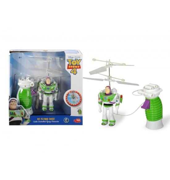 Toy Story Lietajúci Buzz, na kábel