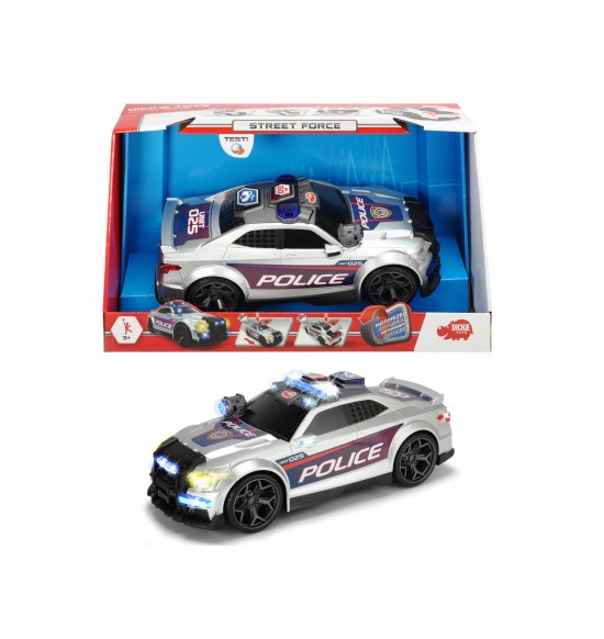 AS Policajné auto Street Force 33cm