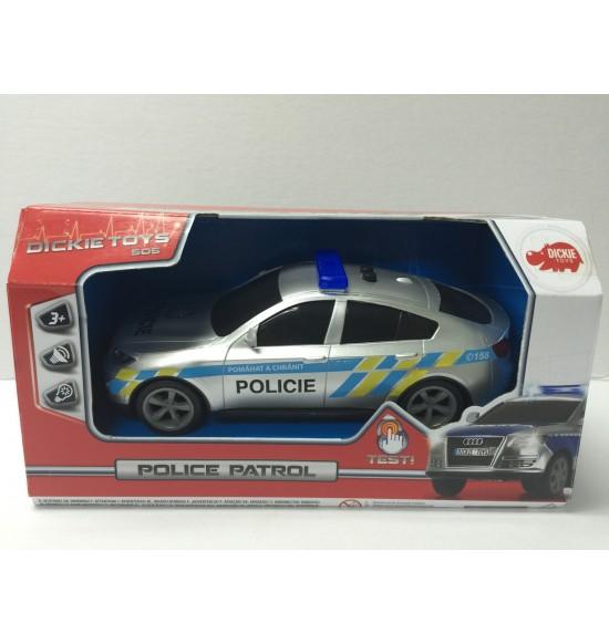 Policajné auto, česká verzia