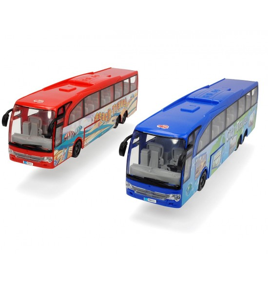 Autobus Touring Bus, 2 druhy