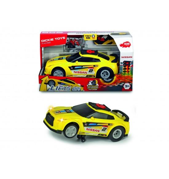 Auto Nissan GT-R zdvíhací 25 cm