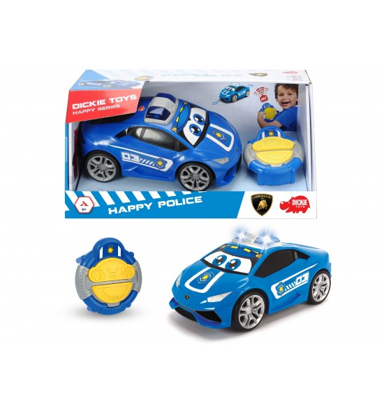IRC Auto Happy policajné 27 cm 4006333013737
