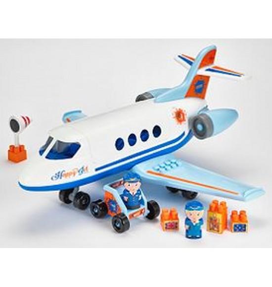 Abrick dopravné lietadlo Happy Jet
