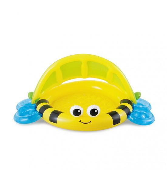 Detský bazénik so strieškou