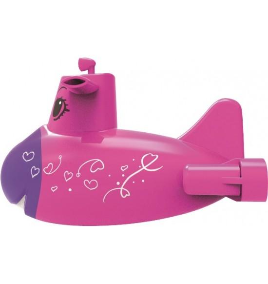 Ponorka ružová