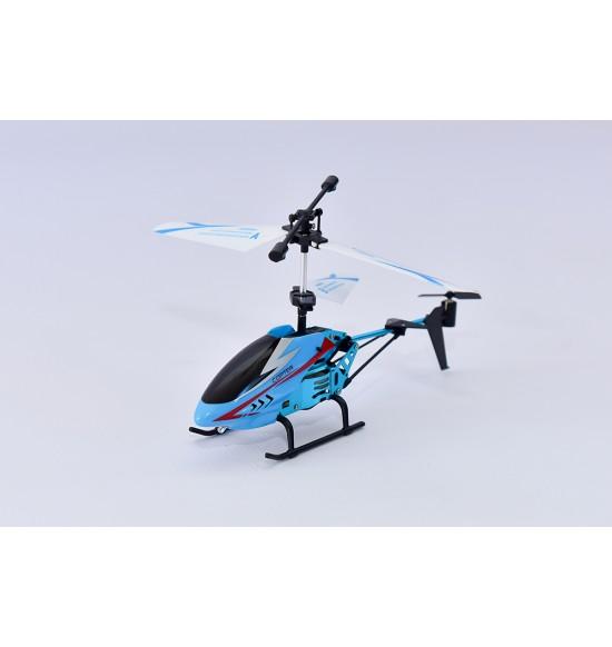 Vrtuľník s gyroskopom