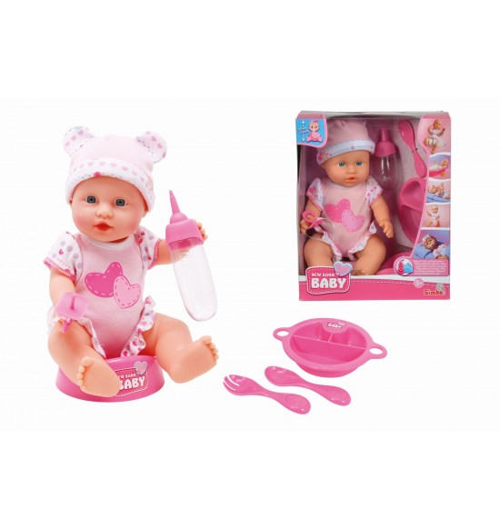 NBB Bábika Baby Care 30 cm