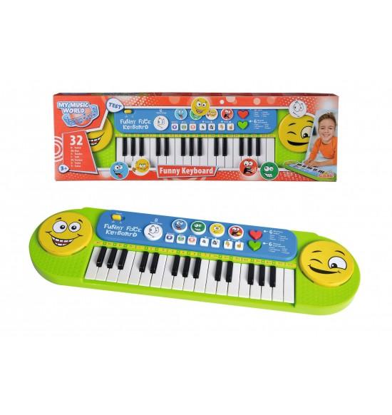 MMW Funny piano