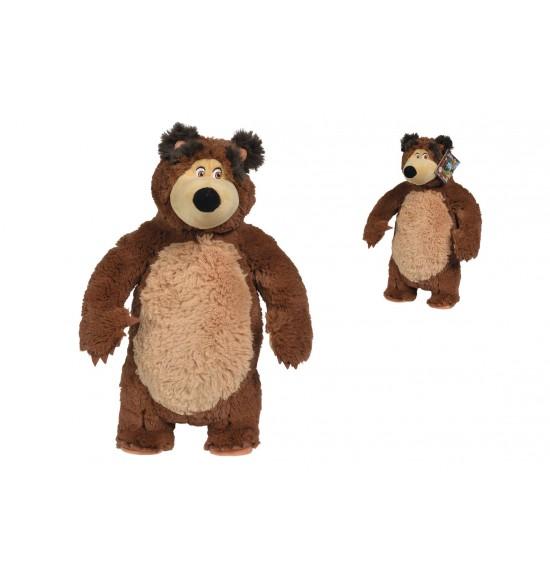 Máša a medveď Plyšový medveď 40 cm