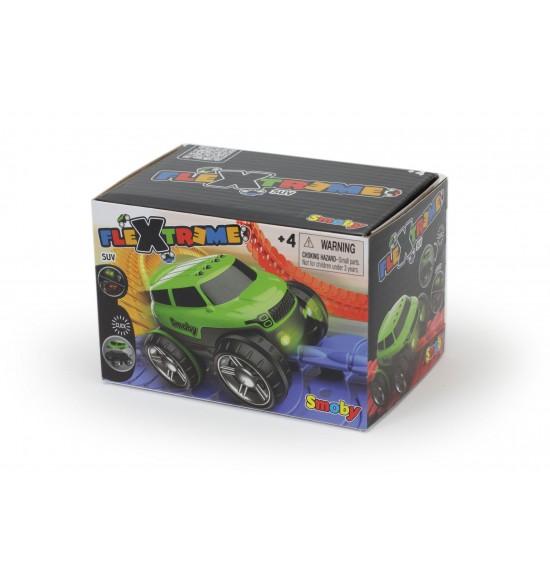 FleXtreme zelené SUV