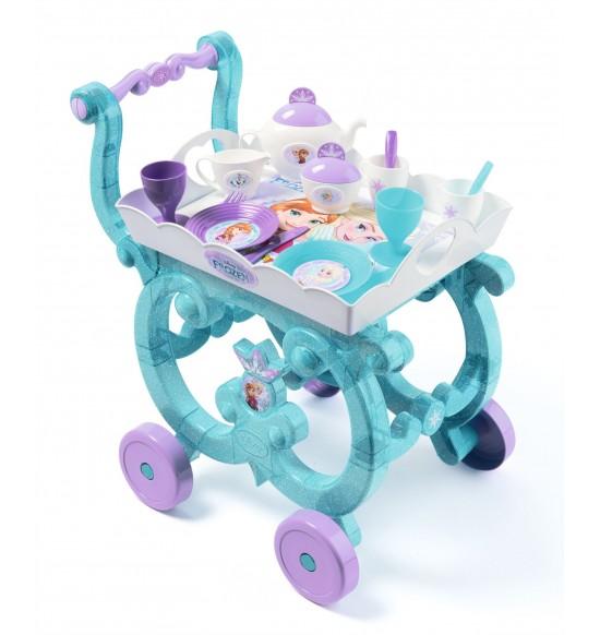 Ľadové kráľovstvo Servírovací vozík XL
