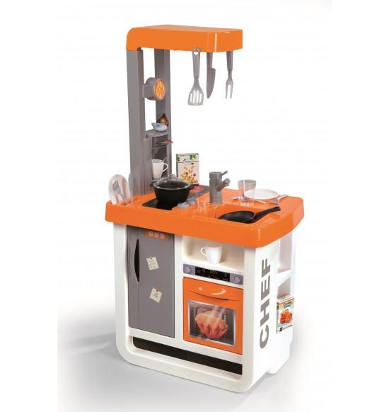 Kuchynka Bon Appetit oranžová