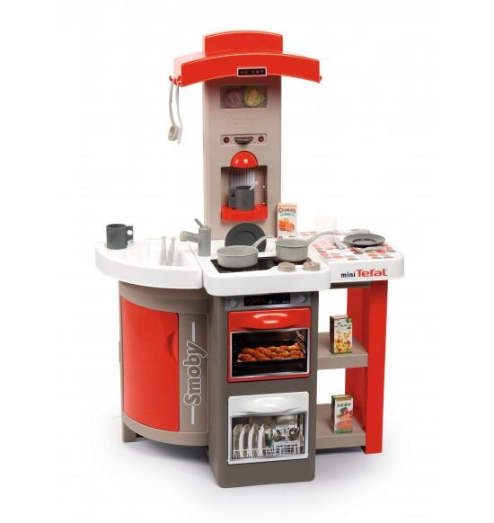 Kuchynka Tefal skladacia elektronická, červená