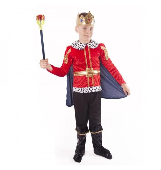 Detský kostým Král (M)