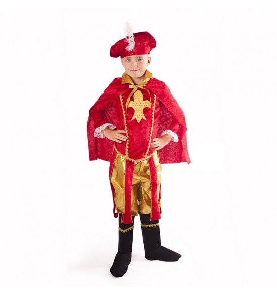 Detský kostým Princ (M)