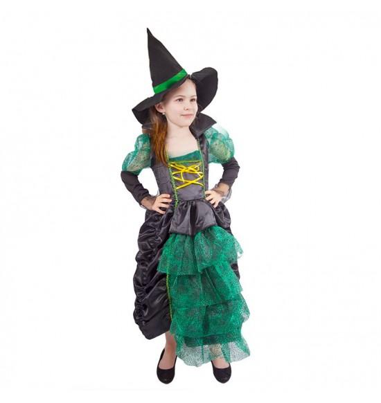 Detský kostým (M), Čarodejnice / Halloween