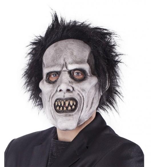 Maska karnevalová zombie / Halloween