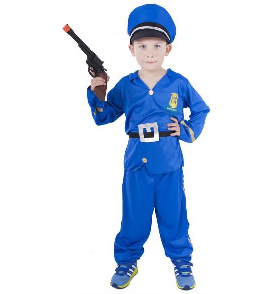 Detský kostým Policajt (M)