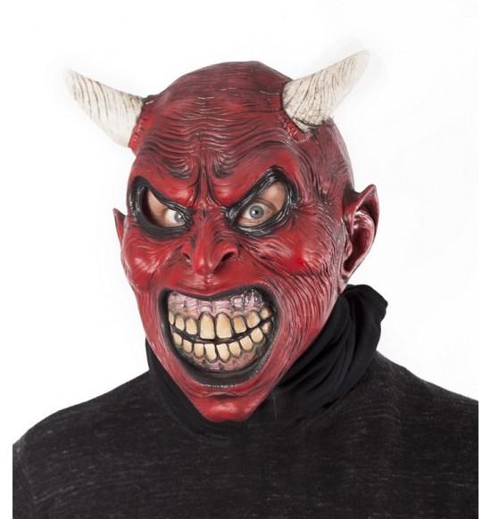 maska čert/diabol